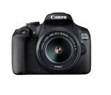 Canon EOS 2000D + EF-S 18-55 mm f/3.5-5.6 IS II Objektiv für sFr. 299.-