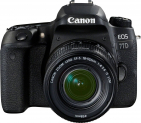 Canon EOS 77D Kit, 18-55mm IS STM