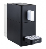 Delizio Kaffeemaschine Carina (Midnight Black) beim Kauf von 3 Packungen Kaffeekapseln bei Denner für CHF 9.90