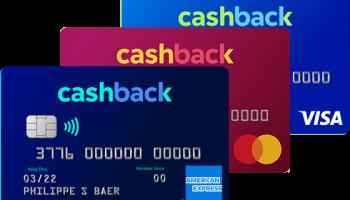 Gratis Cashback Kreditkarte beantragen und CHF 100.- Gutschein von Steg erhalten
