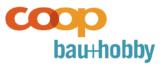 15.- Rabatt in den Coop Bau & Hobby Filialen und im Onlineshop (ab Einkaufswert von CHF 75.-)