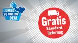 Jumbo: Gratis-Lieferung nur am Sonntag, 08.08.
