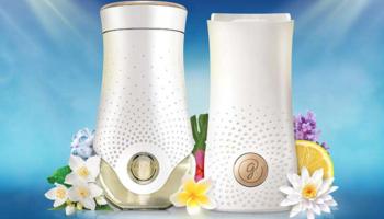 Glade gratis testen – Glade® touch & fresh® Halter oder ein Glade® electric scented oil Duftstecker Starter-Set