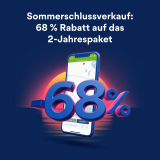 NordVPN: 2-Jahres-Plan mit 68% Rabatt