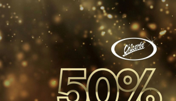 Chicorée: 50% aufs komplette reguläre Sortiment