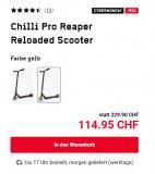 Chilli Pro Reaper Reloaded Scooter bei Ochsnersport CHF 94.95 statt CHF 229.90 !