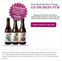 3 Flaschen Cider Clan gratis für NL-Abonnenten beim Rio Getränkemarkt