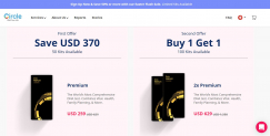 CircleDNA Premium DNA-Test 50% billiger