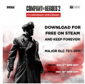 Company of Heroes 2 kostenlos auf Steam