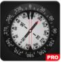 Android App Compass PRO gratis statt CHF 2.-