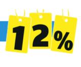 12% auf alles bei Conrad – noch bis zum 07.05. z.B. FUJITSU ScanSnap iX500 für CHF 422.55