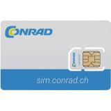 Conrad Flat 10 SIM-Karte 30 Tage Unlimitiert Internet