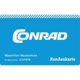 Conrad Kundenkarte – kostenlos