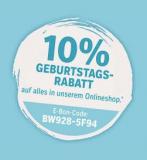 10% auf alles ab MBW 150.- im Coop Bau+Hobby Onlineshop