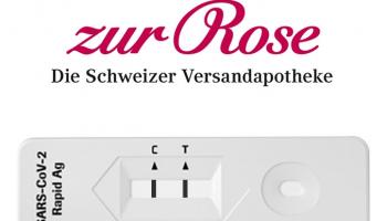 Gratis Corona Selbsttests bei Versandapotheke Zur Rose