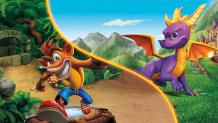 Crash Bandicoot N.sane Trilogy / Spyro Reignited Trilogy im Microsoft Store