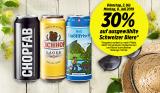 30% auf ausgewählte Biere bei Denner