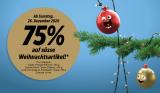 Denner: 75% auf süsse Weihnachtsartikel
