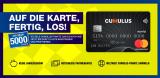 Kostenlose Cumulus-Mastercard beantragen und 5000 Cumulus-Punkte sichern