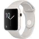 Apple Watch Edition (Series 2) 38 mm Keramikgehäuse Sportarmband weiss