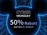 Cyber Monday im Disney-Shop – 50% auf den 2. Artikel