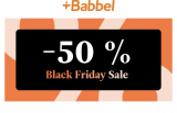 Babbel Complete 50% Rabatt