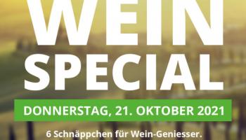 DayDeal: Wein-Special (nur heute)