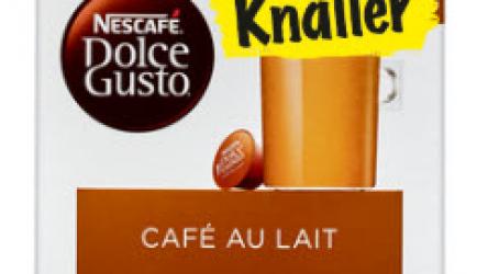 40% Rabatt auf das Nescafé Dolce Gusto Kaffeekapselsortiment bei Coop und coop@home (ab 2 Packungen)