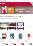 ExLibris 30% auf alle deutschsprachigen Bücher