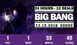 "[Ankündigung] DeinDeal ""BigBang"" 24 Stunden 12 Deals ab heute Mitternacht"