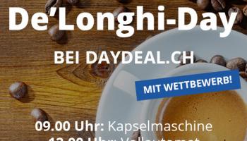 Tag des Kaffee: Daydeal bietet 4 Deals