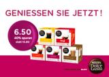 40% Rabatt auf diverse Dolce Gusto Kaffeekapseln bei Denner