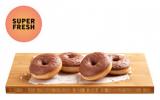Schoko-Donut bei Lidl für 11 Rappen