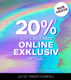 Nur heute: 20% auf zahlreiche Artikel bei Dosenbach, z.B. Nike Air Max Oketo Damen Sneaker für CHF 75.90 statt CHF 94.90