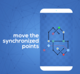 Android Rätsel-Game Dots Sync gratis