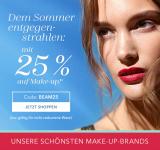 25% auf Make-Up bei Douglas, z.B. Benefit Hello Happy Flawless Brightening Foundation für CHF 29.93 statt CHF 39.90