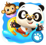 iOS und Android App Dr. Pandas Schwimmbad momentan gratis