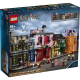 Seltenes LEGO Set Harry Potter Winkelgasse (75978) bei Qoqa (mit Auslosung)