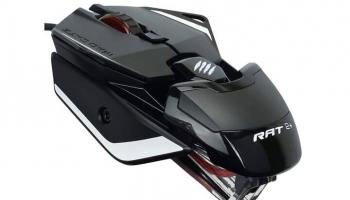 MAD CATZ R.A.T. 2+ Gaming-Maus bei Interdiscount