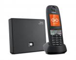 Gigaset E630A GO Schnurloses Analog und IP DECT-Telefon mit Anrufbeantworter (Fritzbox kompatibel) für CHF 58.70 (Amazon)