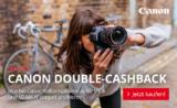 Canon Double-Cashback bei brack.ch