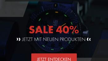 Luminox Uhren Sale