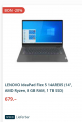 20% auf bestimmte Lenovo Produkte bei Microspot