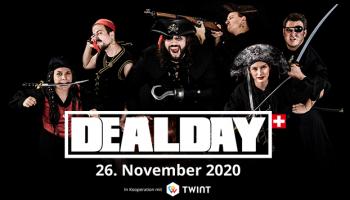 Dealday 26.11.20 mit Kooperation von Twint