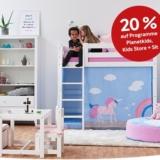 20% auf ausgewählte Kindermöbel bei Pfister, z.B. Planetkids Schreibtisch Hoppekids für CHF192.- statt CHF 240.-