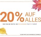 20% auf alles bei Import Parfumerie, z.B. Mugler Alien Flora Futura EdT 30 ml für CHF 46.30 statt CHF 57.90