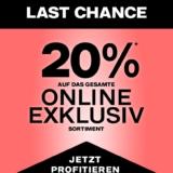 Nur heute: 20% auf online exklusiv Artikel bei Dosenbach, z.B. Graceland Damen Leo Chelsea Boot für CHF 30.30 statt CHF 37.90
