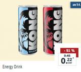 Heute bei Lidl Energiedrink (Classic oder Sugarfree) für CHF 0.22 / Dose