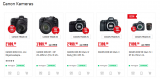 Canon: Trade In bei Interdiscount.
