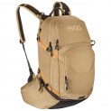 Biker-Rucksack Evoc Explorer Pro 26l in Heather Gold oder Slate bei Bergzeit